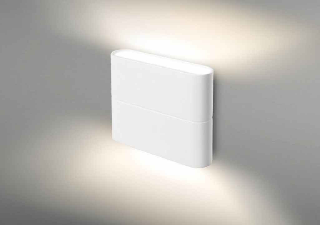 Светильник SP-Wall-110WH-Flat-6W