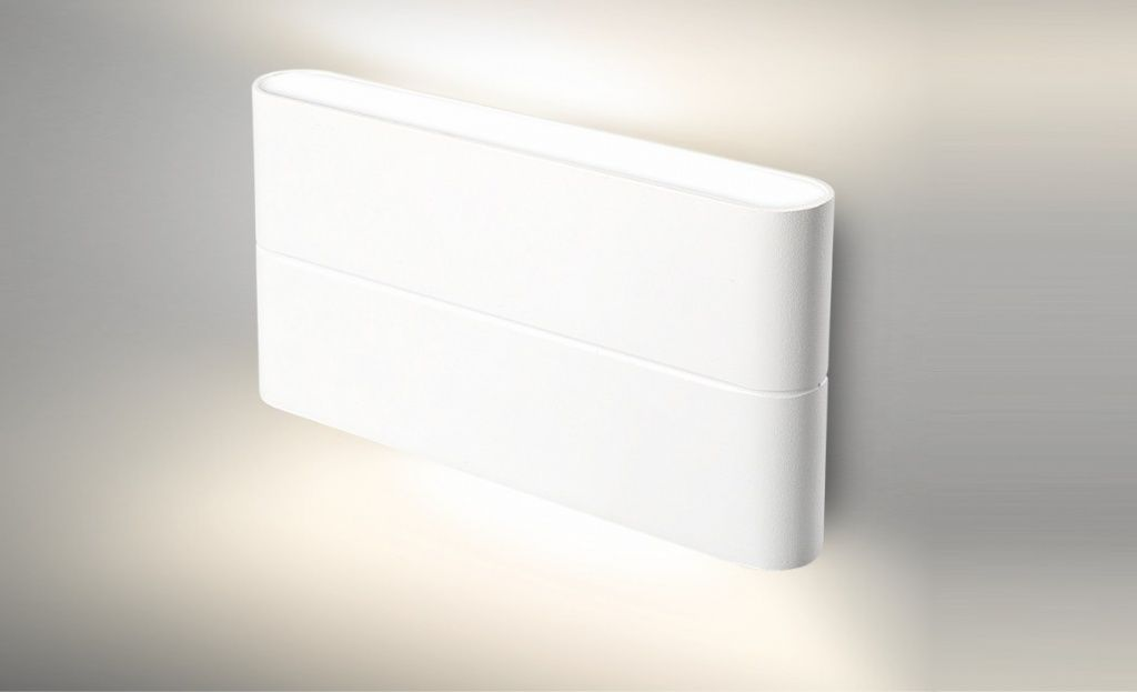 Светильник SP-Wall-170WH-Flat-12W